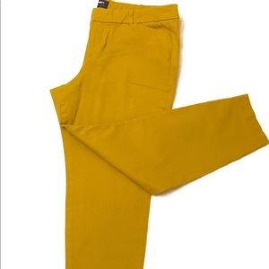 Mustard yellow Pixie pants